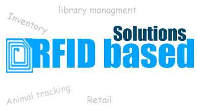 RFID based library managment system
