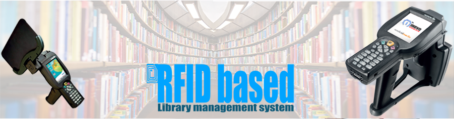 RFID based library management system INOVOSYSTEMS